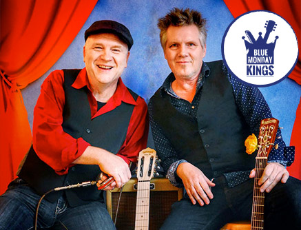 Blue Monday Kings - Blues und Songs mit Seele.